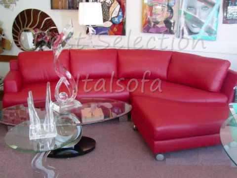 Mother\'s Day Sale 2012 Leather Furniture Natuzzi Italsofa _0001.wmv ...