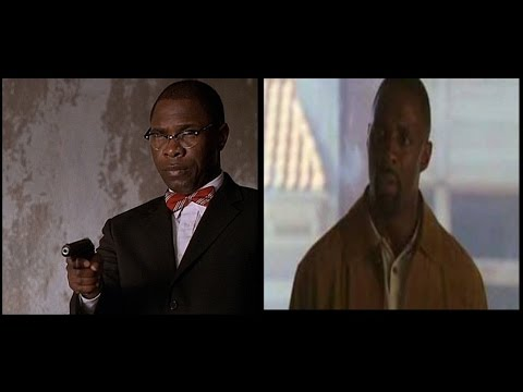 Michael Potts on Killing Stringer Bell on The Wire