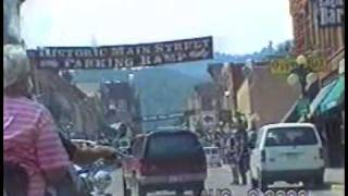 Main Street Deadwood South Dakota