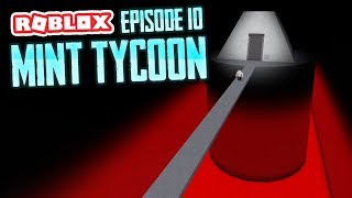 COMPLETING THE VAULT - Roblox Mint Tycoon #10