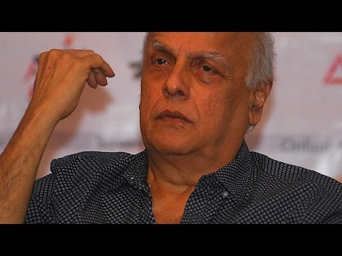 Mahesh Bhatt interview on BBC Urdu.