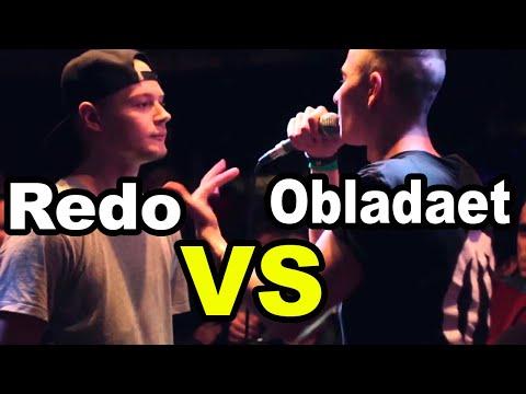 Redo VS Obladaet - Grime Clash - LVL UP