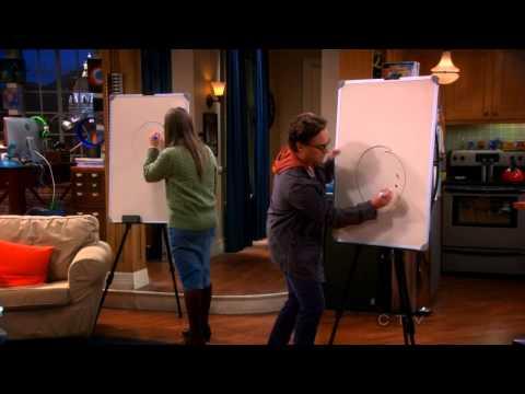 Game Night - Pictionary (Guys vs Girls) ~ The Big Bang Theory ~
