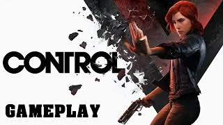 CONTROL - 18 Minutes of New Gameplay Demo (Xbox One, PS4, PC) 2019 Game