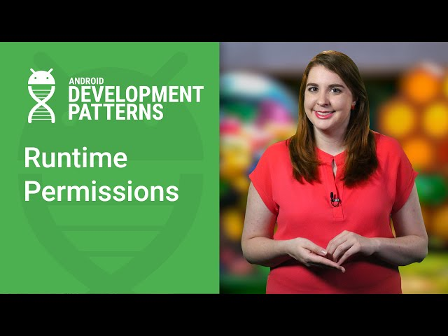 Runtime Permissions in Android 6.0 Marshmallow (Android Development Patterns Ep 3)