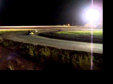 8-18-12 Open class kart feature WIN south texas speedway