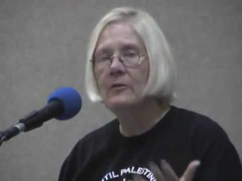 Ann Wright - What Really Happened on the Gaza Freedom Flotilla (Part 6)