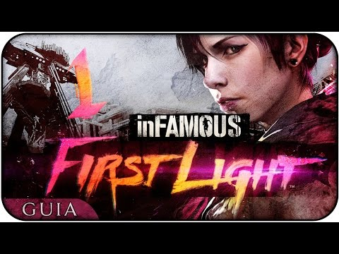 Infamous First Light || Let´s Play En Español || Parte 1