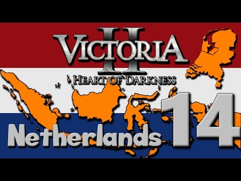 Victoria 2: HPM - Netherlands | Part 14: Anglo-Dutch Colonial War