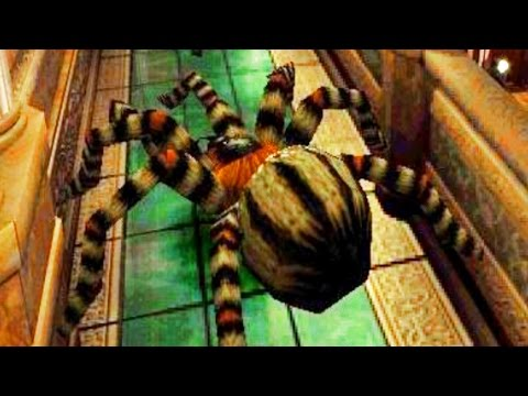 Top 10 Video Game Spiders from YouTube · Duration:  9 minutes 25 seconds