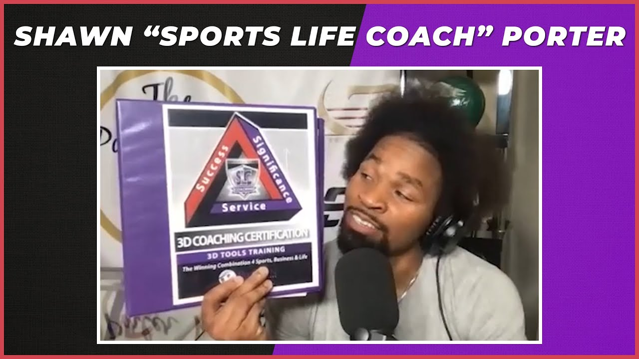 Shawn Porter Is Training to Be a Sports Life Coach