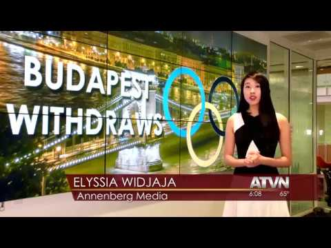 Budapest Drops 2024 Olympics Bid, leaving LA and Paris as Finalists