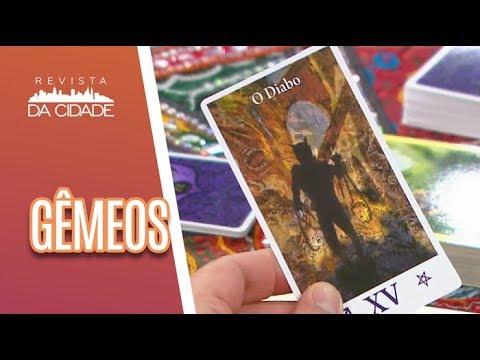 Previsão De Gêmeos 06/05 à 12/05  - Revista Da Cidade (07/05/18)