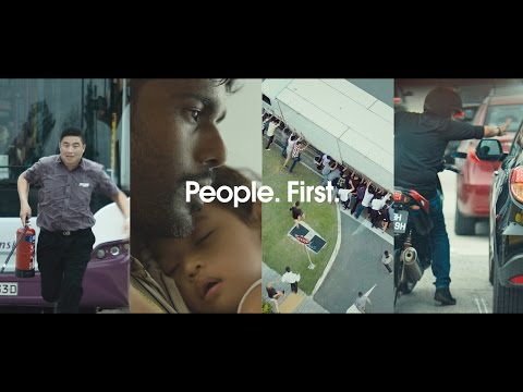 People. First.