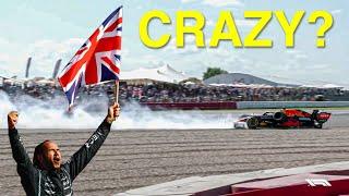 Is Hamilton crazy? Was the penalty correct? - VERSTAPPEN - HAMILTON CRASH ANALYSIS