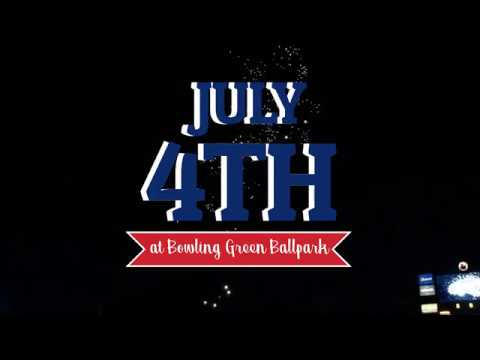 4th of July at Bowling Green Ballpark