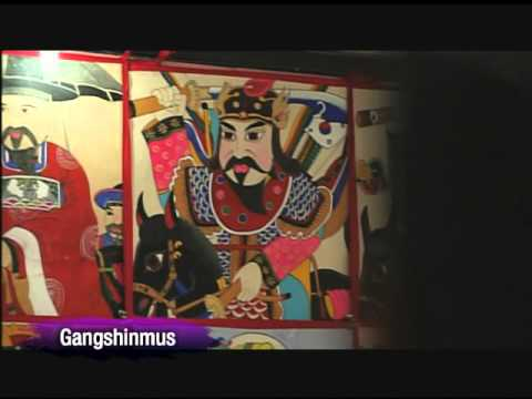 Window on Korean Culture - 15  Shamanism