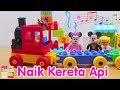 NAIK KERETA API Mainan Anak Lagu Anak Channel
