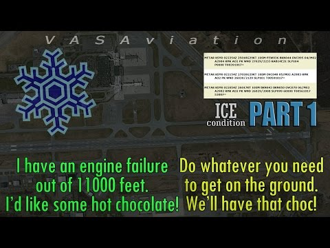 [REAL ATC] Cessna Skyhawk LANDS ON TAXIWAY w/ ENGINE FAILURE | Part 1