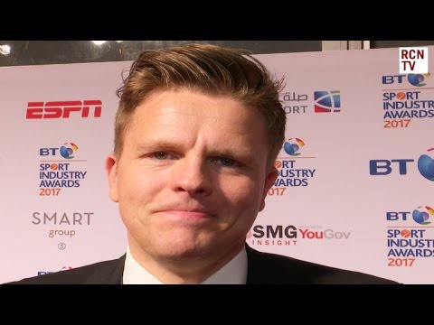 Jake Humphrey Interview Premiere League 2017 Review