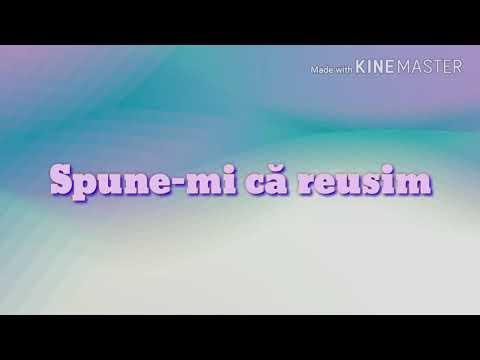 Andreea Balan ft Silviu | Așa de frumos ~Versuri~