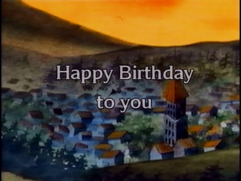 The World of David the Gnome - Episode 12 - Happy Birthday to you (Restored)