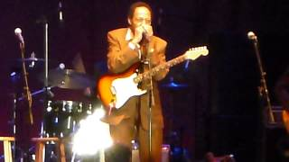 Billy Boy Arnold- Ground Hog Blues- Chicago Blues Festival 2014