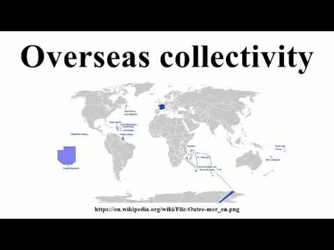 Overseas collectivity