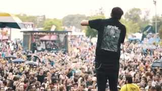 Silverstein - Heaven, Hell and Purgatory (Warped Tour Video)