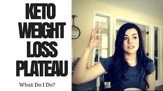 Keto Weight Loss Plateau | Intermittent Fasting Day 3 | Why You're Not Losing Weight on Keto