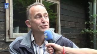Een kijkje bij Imker Jannes Vos