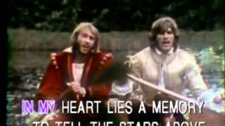 Bee Gees   Don`t Forget To Remember PolyGram Karaoke Video