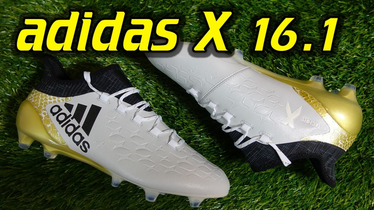 Fb) Soccer Shoes Adidas X 16 Purechaos FG AG Advert to