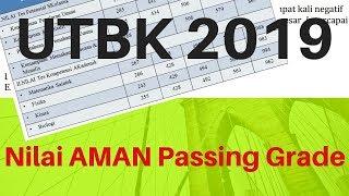 Download Video UTBK 2019 SBMPTN - Nilai AMAN Passing Grade Lulus Universitas MP3 3GP MP4
