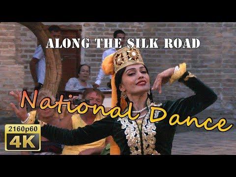 National Dances and Music in Bukhara - Uzbekistan 4K Travel Channel