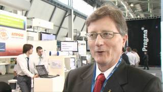 Интервью с профессором Мелдалом на Иннопроме-2011