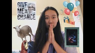 Lay (张艺兴) Give Me a Chance Reaction