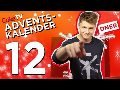 CokeTV Adventskalender: Türchen 12 mit Dner | #CokeTVMoment