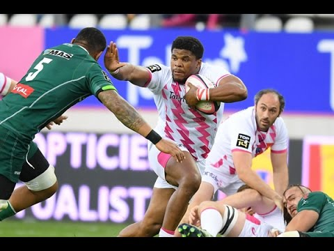 J24 – Les temps forts de Stade Français Paris / Section Paloise