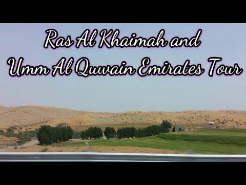 Ras Al Khaimah & Umm Al Quwain Emirate Tour/ Ice Land Waterpark