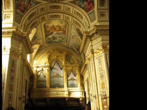 Millenary Benedictine Abbey in Cava dei Tirreni, province of Salerno,Italy