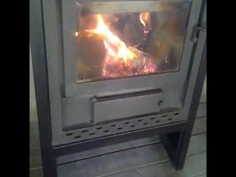 estufas a le a doble combustion y bajo consumo
