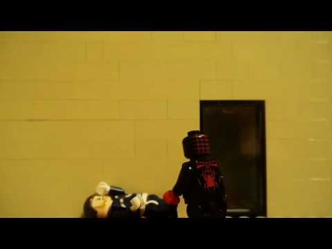 Lego Spider-Man: Agent James