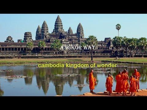 angkor wat cambodia kingdom of wonder