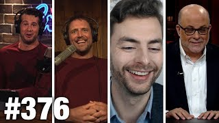 #376 BIG TECH PURGES CONSERVATIVES?! Paul Joseph Watson, Mark Levin Guest | Louder With Crowder