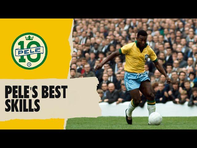 Pele's Best Skills | FIFA World Cup