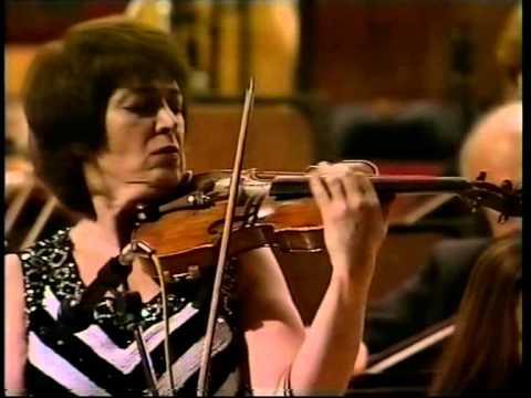 Nana Jashvili (Violine),  S. Prokofiev - Konzert D-Dur, N1