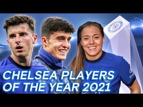 Mason Mount, Fran Kirby, Tino Livramento | Chelsea Players Of The Season