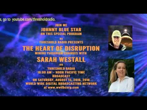 The Heart of Disruption - A Discussion with Sarah Westall