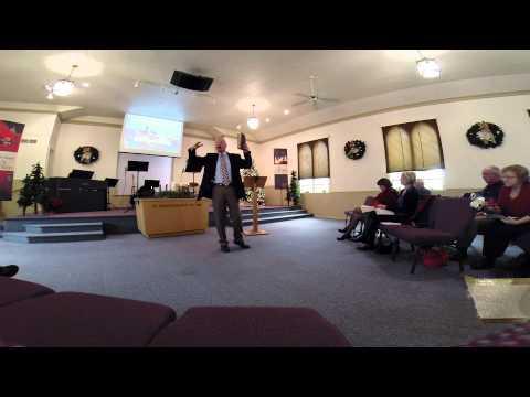Discovery Christian Church - Bend, OR - Sermon 12-15-13